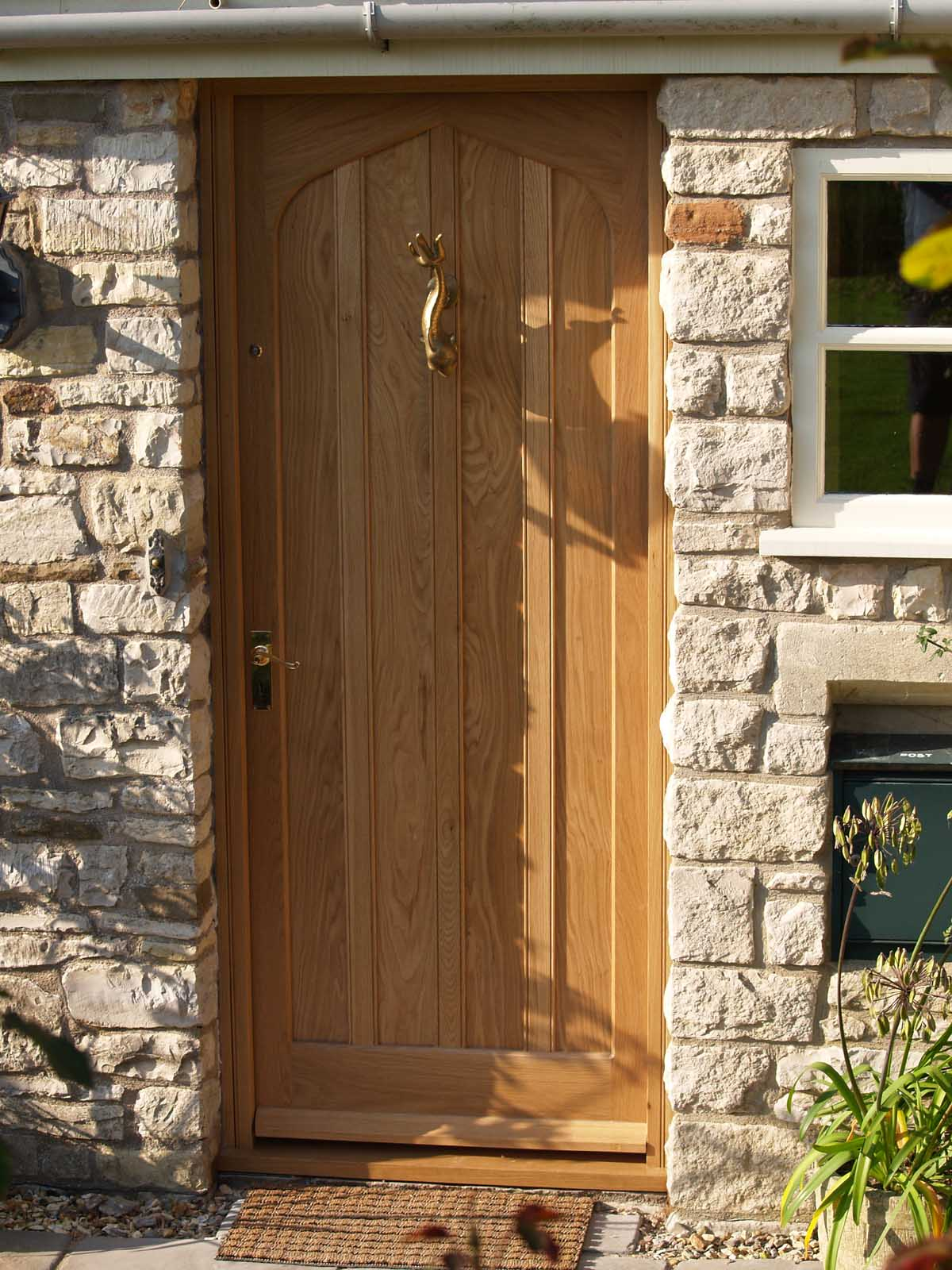 Traditional Carpentry Amp Joinery Oak Doors Bespoke