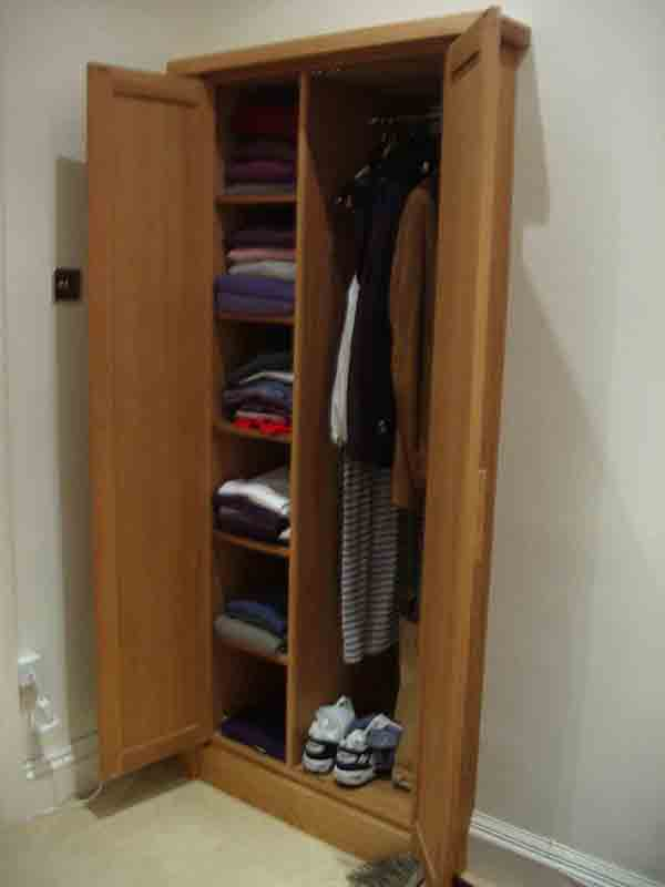 Fitted bespoke furniture display cabinets secret drawers bedroom furniture bath furniture makers - Wall wardrobe with bathroom behind pictures ...