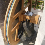 Church Bell Wheel Refurbished