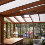 Conservatory in idigbo from inside