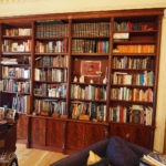 Hidden-bookcase-door-Great-Pulteney-Street