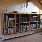 bookcase floating bookcase above radiator