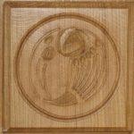 carving charles rennie mackintosh style design