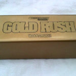 discovery channel gold rush trophy made from resin