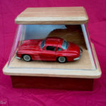 display case mercedes benz sl