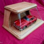 display case mercedes benz sl 3