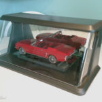display case mustang