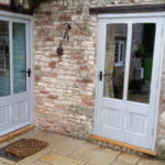 doors for grade two cottage