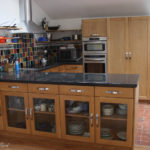 glass fronted kitche gc