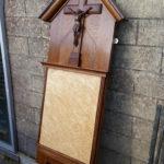 memorial board restored