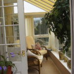 narrow conservatory in idigbo inside
