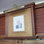 honours board president photo board
