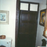 replica of door 500 years old