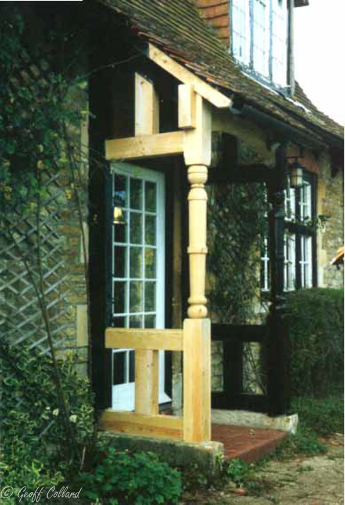Wood Turning From Victorian Porch Posts To Stair Spindles