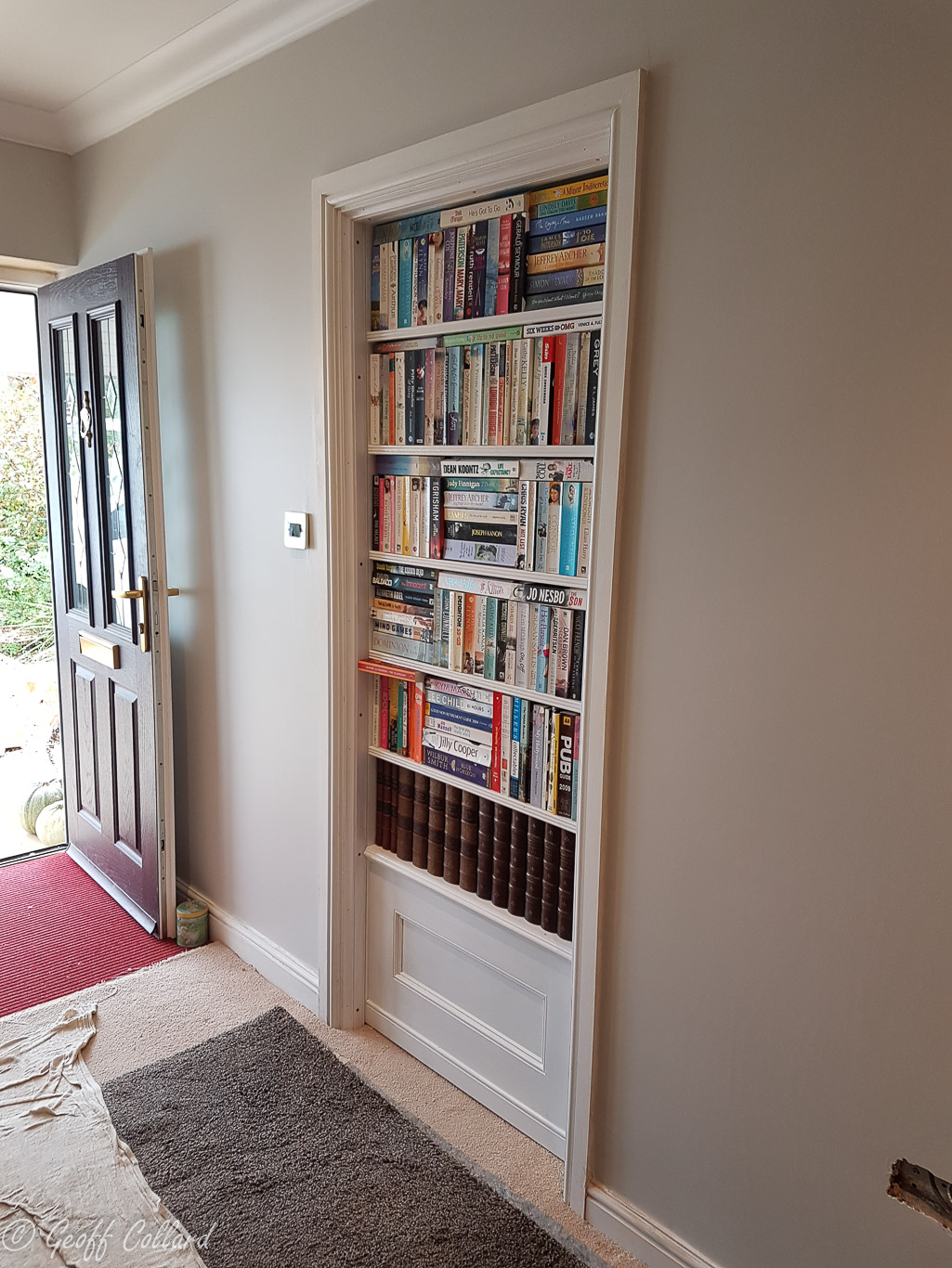 Secret Bookcase Doors Hidden Bookcase Doors Real