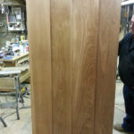 short oak door front for web