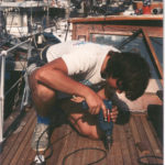 refitting a deck in monaco