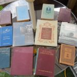 My collection of old books