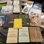 These are newer books dating from the 50's - 80's