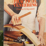One of the many veneering books I bought which explained techniques very clearly
