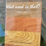 What wood is that. Book showing actual veneers of the wood