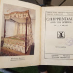 Chippendale and his school 1913