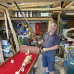 Mayor of bath sword and mace cabinet - what a warrior I make